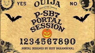 SB7 Spirit Box & Portal Session 8-20-15