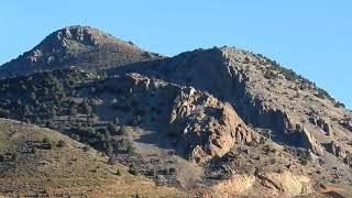 """Mount Davidson & Ophir Hill - Part 2 """"Taking On The Virginia Mountains"""""""