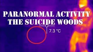 Suicide At The HAUNTED Woods | PARANORMAL Investigation | Creepy SPIRIT Ghost Box Activity
