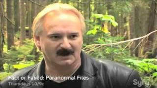 "Fact or Faked: Paranormal Files - ""Sasquatch Sprint/Alien Attacker"""
