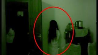 Freaking Ghost Standing Next To A Cupboard Caught On Camera!! GHOST!!