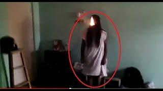 Ghost Eating Fire Caught!! Real paranormal activity caught in house! Ghost caught on camera