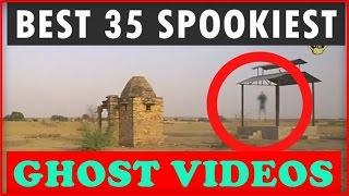 Best 35 Spookiest Ghost Sighting Caught On Camera Ever! 2016 Scariest Ghost Videos