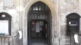 Real GHOST Footage Caught On Tape At Haunted Church - Real PARANORMAL Videos