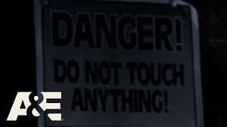 Paranormal State: Lorraine Warren House Tour Part 2 | A&E