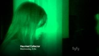 "Haunted Collector: ""Lakeside Terror/Pythian Secrets"" Preview 