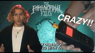 CREEPY DOLL CAUSES REAL INTENSE GHOST ACTIVITY IN HAUNTED HOTEL - The Paranormal Files, Ep. 17