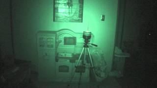 raw vide: trying to get paranormal evidence part 2 9/20/13