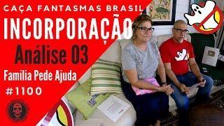 Análise Religião INCORPORAÇÃO FPA Caça Fantasmas Brasil  #1100