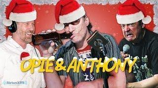 Opie & Anthony: Lying Boston Station, Podcast Talk (12/18/13)