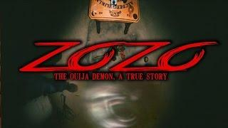 ZoZo Ouija Board Demon Ghost Caught on Tape