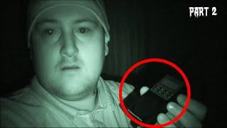 Real Paranormal Activity Part 2 - THE GHOST SPEAKS