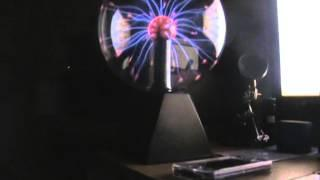 The Lost Files #7 Plasma Ball Test #2
