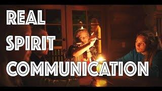 Real Spirit Communication: A Gathering in Canada. Wonder Box White.