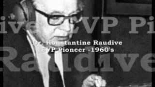 EVP real ghost spirit voices with pioneer history by S.P.I.R.I.T. Investigators