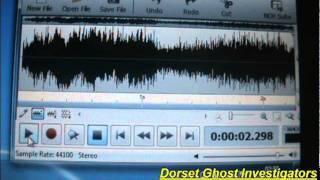EVP CAUGHT ON TAPE USING THE GHOST BOX & SPIRIT BOX - SCARY REAL EVPS
