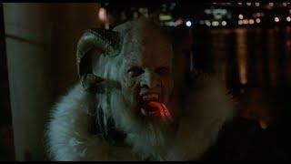 Disturbing Real Story Krampus Demon Caught on Tape