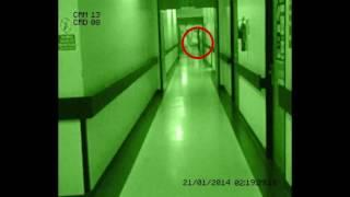 Ghost In Mortuary | Real Paranormal Activity Caught On CCTV Camera In front Of Mortuary