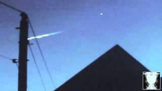 UFO News  Crashing Object Filmed In North Carolina NASA