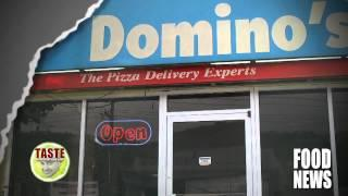 Domino's Pizza DROPS Pizza!