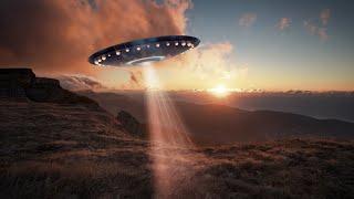 Strange UFO Light In The High Sky!!  UFO Sightings 2017!!