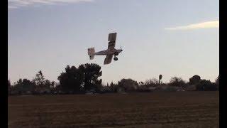 RC Planes, and a plane crash!! Feb. 20, 2018
