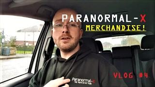 PARANORMAL-X Vlog #4 | YOU Asked For It! | We Are LISTENING! | PARA-X PX Merchandise!