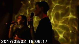 MY AMAZING SON AND DAUGHTER CAROLYN AND DANIEL SINGING :-)