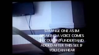 WORSLEY PARANORMAL GROUP PRIVATE HOME EVPS GHOSTS NUNBER 2 EVIDENCE