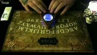 REAL Ouija Board Seance Caught on Tape