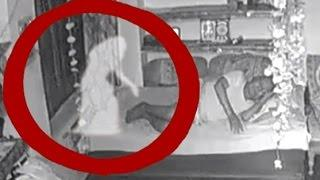 Most Shocking Ghost Sighting   Real Paranormal Activity Caught on CCTV Camera   Real Ghost 2016