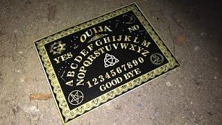 Live Demonic OUIJA Gone Wrong | Real HAUNTED Hell House