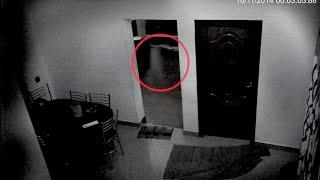 Real Black Ghost Shadow Caught on Cctv, Scary Video Compilation 2017