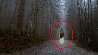 Shocking Ghost Shadow Discovered in Tokyo ! Real Ghost Videos