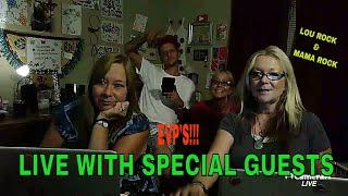 The G Team Paranormal LIVE WITH SPECIAL GUESTS