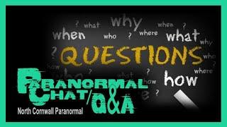 LIVE Ghost Hunting Paranormal Talk and Q & A #3