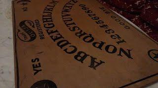 ZoZo Ouija Board Demon Caught on Video