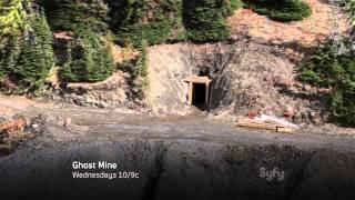 Ghost Mine Season 2 - Wednesdays at 10/9c on Syfy