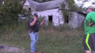 Ghost hunting in the haunted farmhouse. Spirit, Paranormal, Ghosts