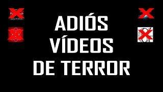 ¿Adiós a los Vídeos de Terror?   Las Nuevas Normas de YouTube
