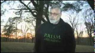 PRISM Paranormal Research Team on NBC WOWT News @ Hummel Park Omaha NE 2010
