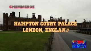 Fantasmas en Hampton Court captados en video # 1 / Ghost Area - Area Fantasma