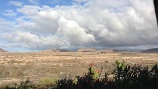 Fuerteventura time lapse
