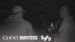 GHOST HUNTERS (Clips) | 'Jokes' | Syfy