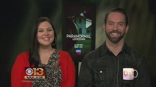 Coffee With: 'Paranormal Lockdown' Stars Nick Groff And Katrina Weidman