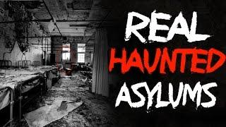 Top 5 Haunted Asylums - Real Ghosts Caught on Tape (#ghost #scary) @FrostmareTV