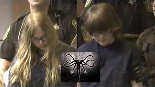 Slender Man And The Two Little Girls Who Stabbed A Classmate For Him