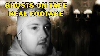 Real Ghosts Caught on Tape - Scary Paranormal Activity
