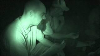 Aaron Goodwin & Mark Constantino Eastern State Penitentiary EVP session
