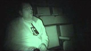 Queens Theatre Ghost Hunt with Ghost Hunt Live